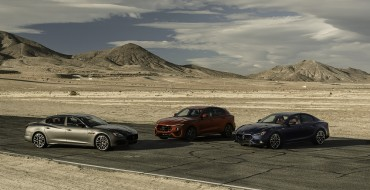 Maserati Trofeo Collection Expands to Include Ghibli and Quattroporte