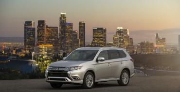 Outlander PHEV Was Europe's Top-Selling PHEV SUV in 2020