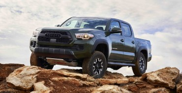 New Toyota Tacoma Lift Kit Works with Safety Tech