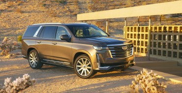 2021 Cadillac Escalade is Cars.com's Luxury Car of the Year