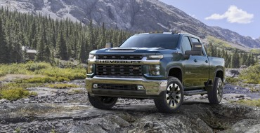 J.D. Power Ranks Silverado HD as Segment Leader in Dependability Study