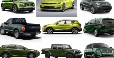 Classy Car Colors: 2021 Models Available in Green