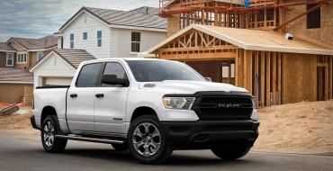 Ram, Dodge Dominate JD Power 2021 Initial Quality Study