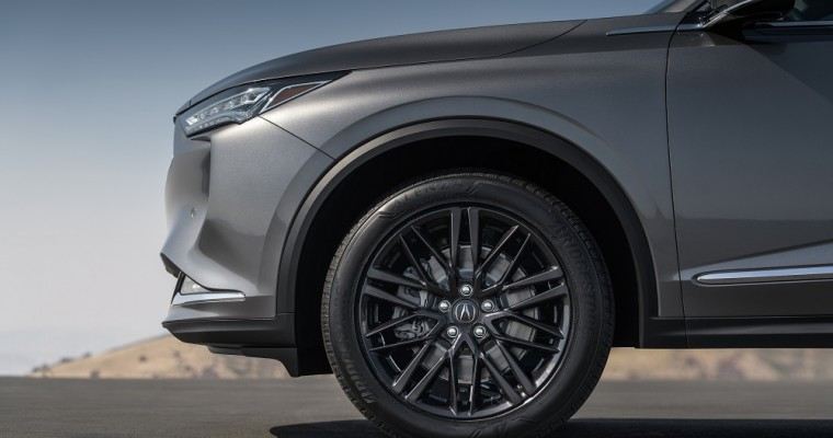 All-New Acura MDX Platform Will Be Used by Honda