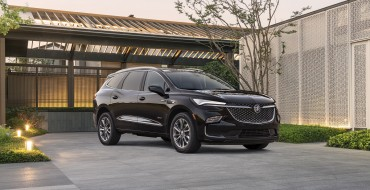 Buick Releases First Images of Refreshed 2022 Enclave