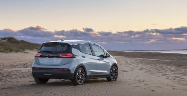 Chevrolet Unveils Redesigned 2022 Bolt EV