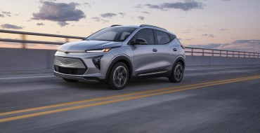 All-Electric 2022 Bolt EUV Joins Chevrolet Lineup