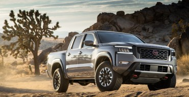 Nissan Unveils the 2022 Frontier