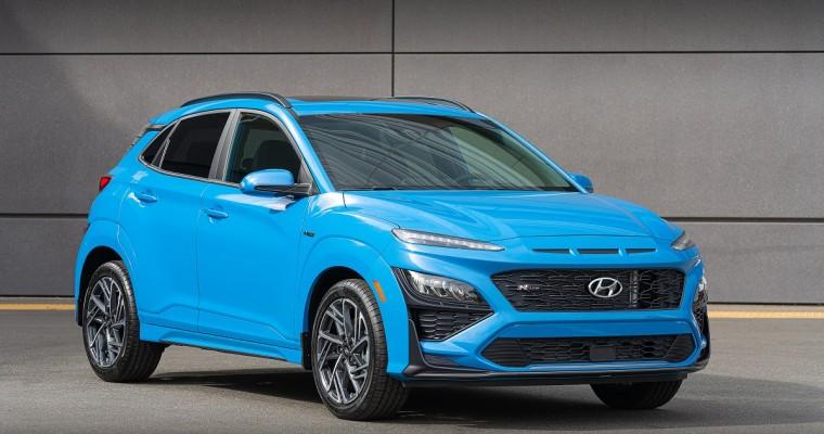 Snappy N Line Trim Joins 2022 Hyundai Kona Lineup