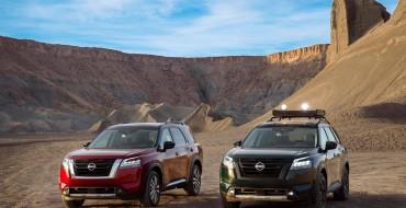 Nissan Reveals All-New 2022 Pathfinder