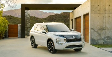 What's New on the 2022 Mitsubishi Outlander?