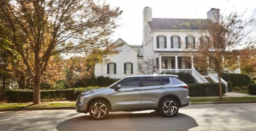 2022 Mitsubishi Outlander Overview
