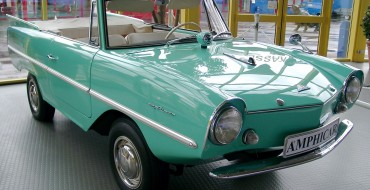 The Fascinating Story of the First Amphibious Car
