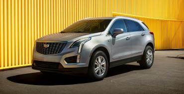 2021 Cadillac XT5 Overview