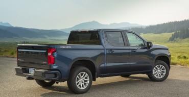 2021 Chevrolet Silverado 1500 Overview