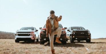 Chevrolet Makes a TikTok With BRELAND and Silverado Trucks