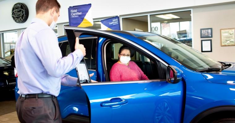 Ford Blue Advantage Used Car Platform Goes Live
