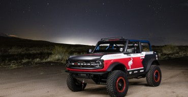 Ford Reveals Bronco 4600 Stock Class Vehicle