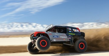 Ford Debuting 'Never-Before-Seen Bronco' at 2021 King of the Hammers