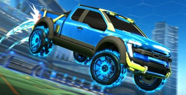 2021 Ford F-150 Coming to Rocket League This Weekend