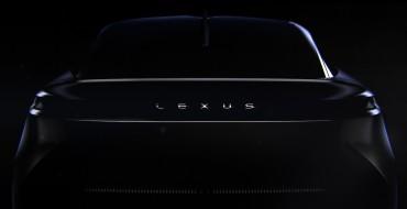 Lexus Canada Teases New Concept Vehicle