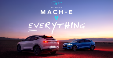 New Campaign Pits Mustang Mach-E v. Everything