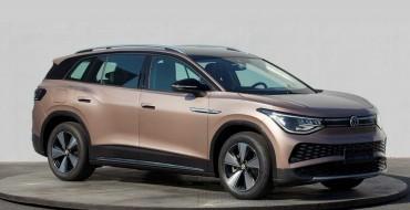 2021 Volkswagen ID.6 Images Leak Online