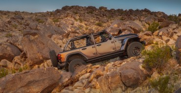 Jeep Reveals the 2021 Wrangler Rubicon 392 Launch Edition