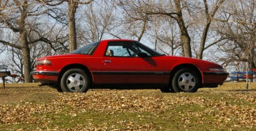Forgotten Vehicles of the 80s: The Buick Reatta