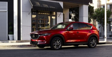 Mazda3 and Mazda CX-5 Named Best Cars for Teens