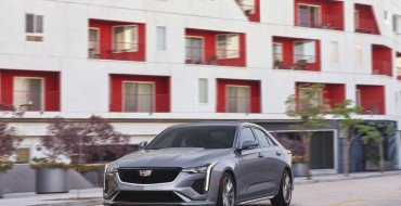 2021 Cadillac CT4 Overview