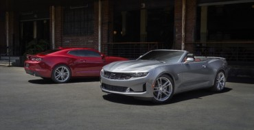 2021 Chevrolet Camaro Overview