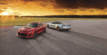 Performance EV Rumored as Chevrolet Camaro Replacement