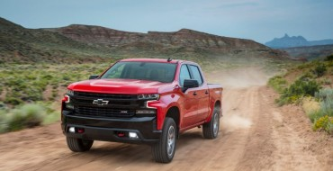 Chevy Silverado 1500 Is the Most Leased Truck in the US