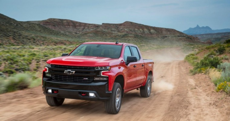 2022 Chevrolet Silverado and GMC Sierra Will Have Revised Engine Lineup