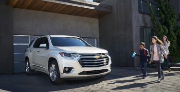 2021 Chevrolet Traverse Overview