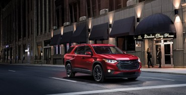 2021 Chevrolet Traverse Snags IIHS Top Safety Pick Rating