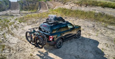 Bronco Sport Accessory Packages Available at Dealers Now
