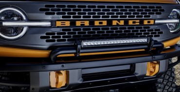 Yes, the 2021 Ford Bronco is Coming to the Middle East