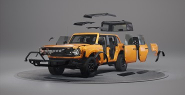 New Ford Bronco is Made for Customization