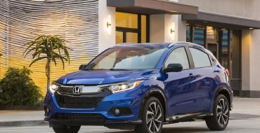 2021 Honda HR-V Overview