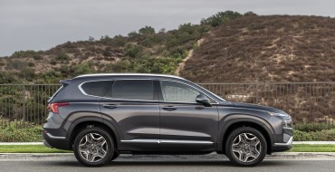 2021 Hyundai Santa Fe Overview