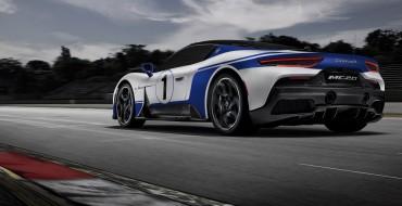 New Maserati Driving Experience Includes MC20 Master Course