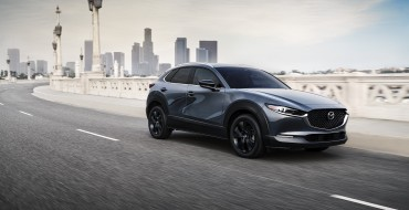 Mazda CX-30, CX-5, and CX-9 Were Hot Sellers This September