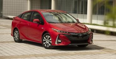 2021 Toyota Prius Prime Overview