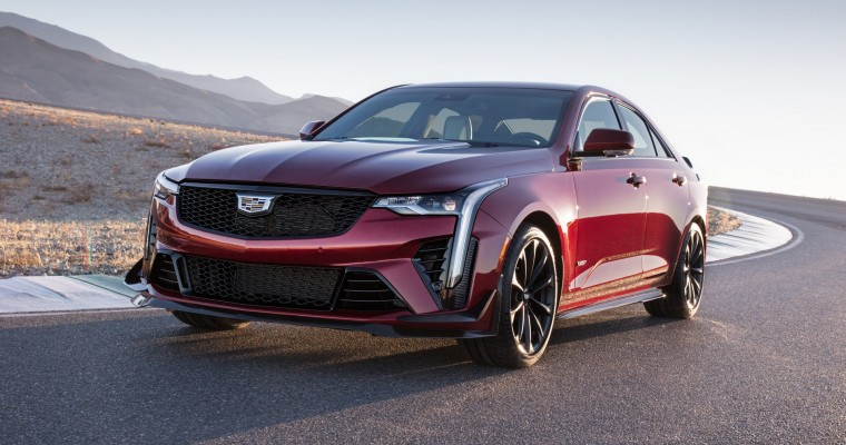 The 2022 Cadillac CT4-V Blackwing: What to Expect