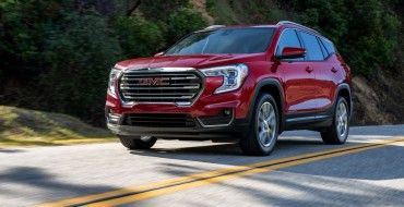 2022 GMC Terrain Lineup Features Refreshed Design