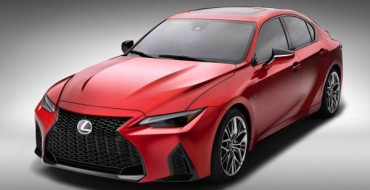 2022 Lexus IS 500 F Sport Performance Slated for Fall Release in Canada