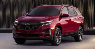 Refreshed 2022 Equinox Loses 2.0-Liter Turbo Engine