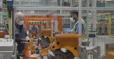 Ford Dagenham Supplying Diesel for Next-Gen Transit Custom